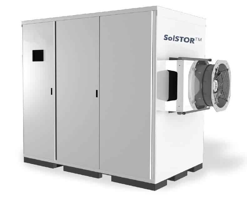 SolSTOR Battery Storage
